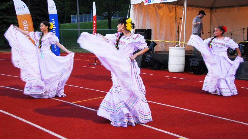 The typical dances of Nicaragua