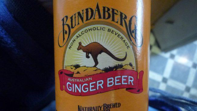 Bundaberg, Australia's ginger beer