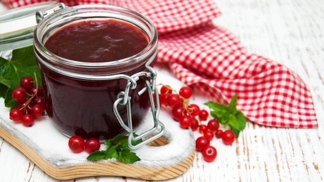 Australian Gooseberry Jam