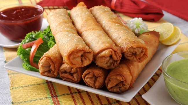 Chiko Roll: a different Australian snack