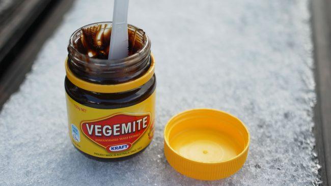 Vegemite, a different spreads