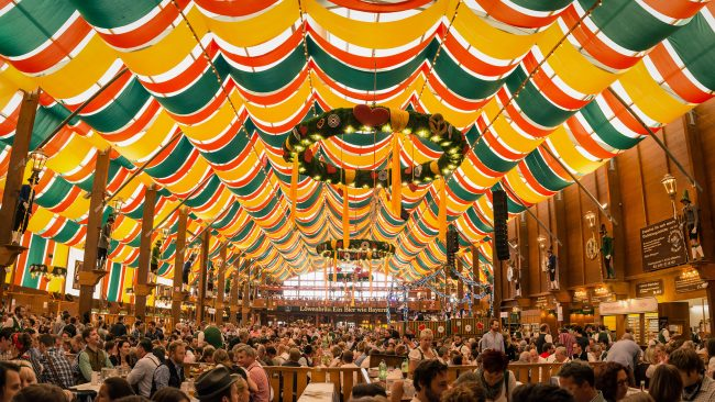 Munich Oktoberfest: the beer festival