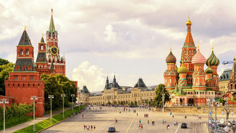 Tips documentation and requirements to travel to Russia