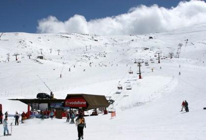 Ski à San Isidro