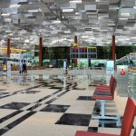 The best airport in the world Changi Airport Singapore