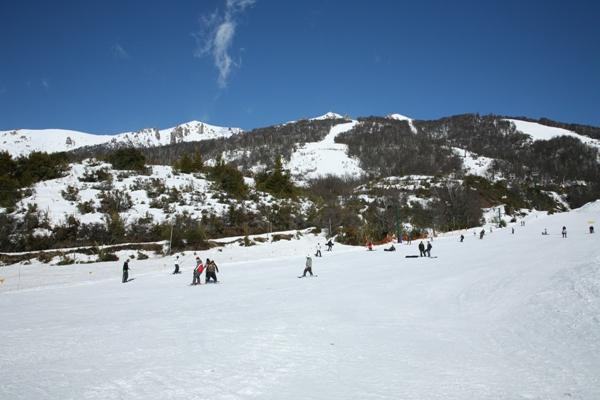 Ski resorts in Asturias