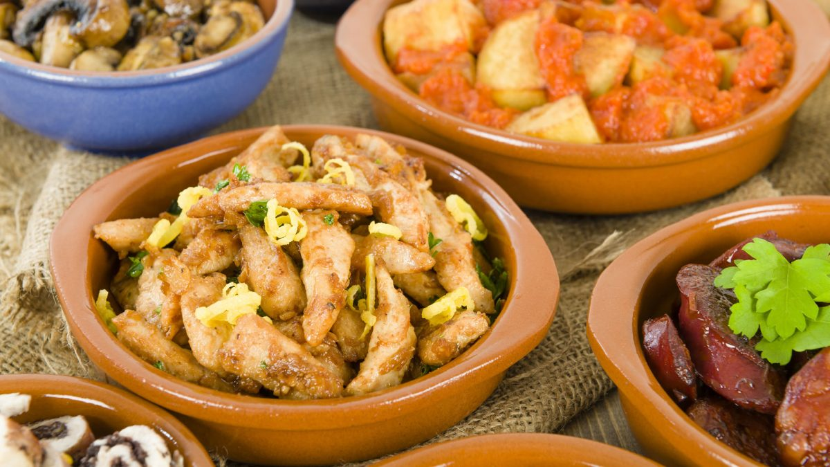 List of the most important Spanish tapas