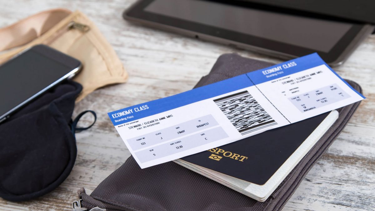 How to bill and get the boarding pass at Ryanair