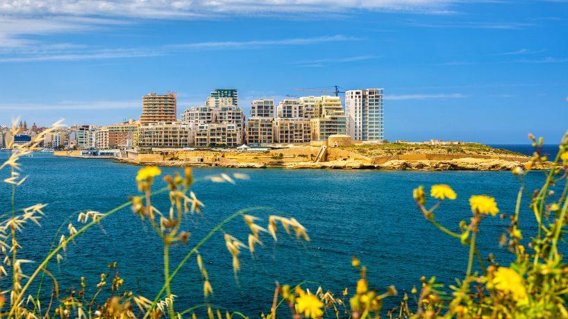 Travel guide to Malta Sliema St. Julians