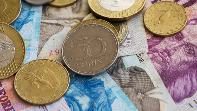 What is the currency of Hungary