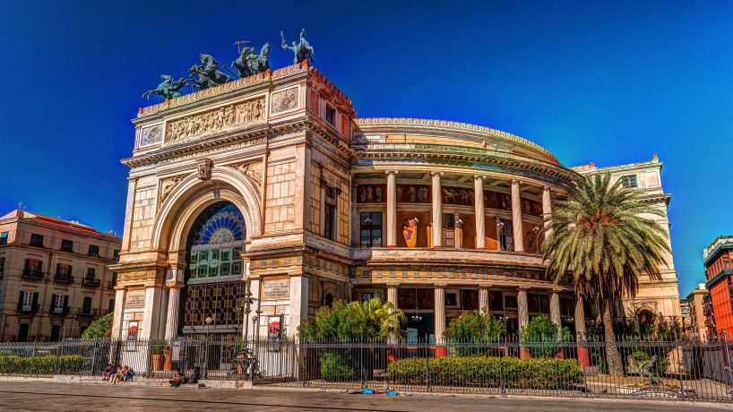 Travel guide to Palermo Sicily