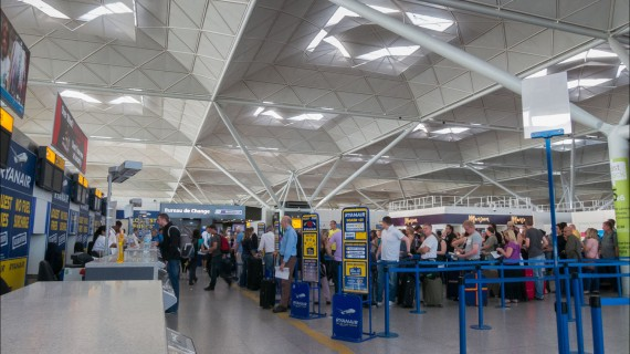 Enregistrement des bagages chez Ryanair