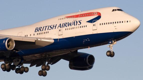 British Airways airline