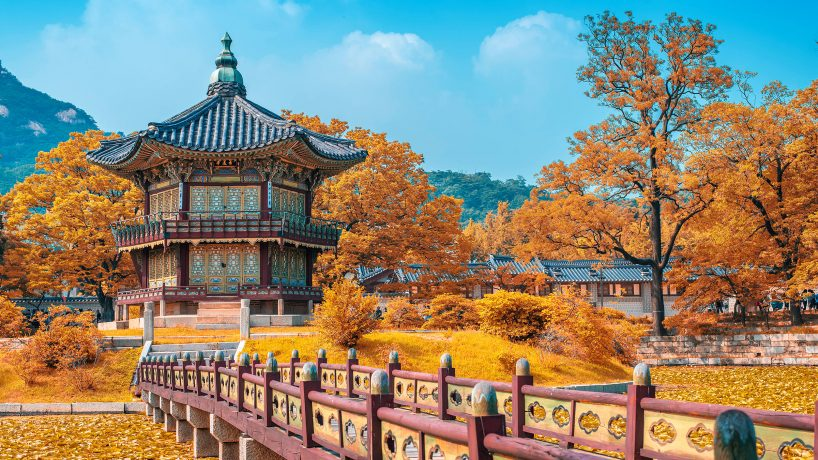 Tips documentation and requirements to travel to South Korea