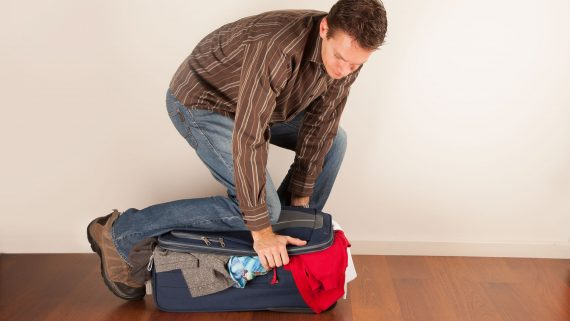 Excess baggage with Air Berlin