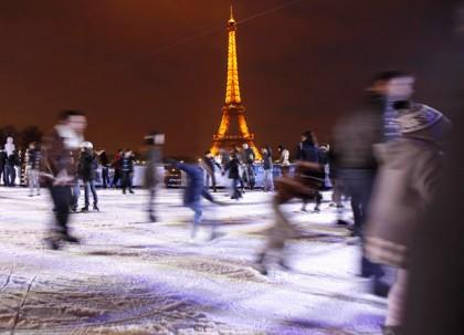 skating rinks in paris