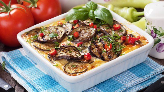How to make eggplant musaka