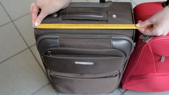 Rules for checked baggage