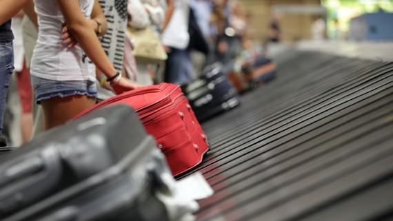 Number of bags allowed to check in