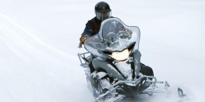 Snowmobiles Baqueira