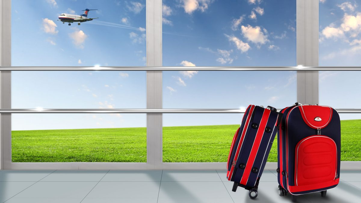 Measures and weight allowed in hand luggage per company