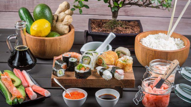 World's healthiest cuisine: Japanese diet