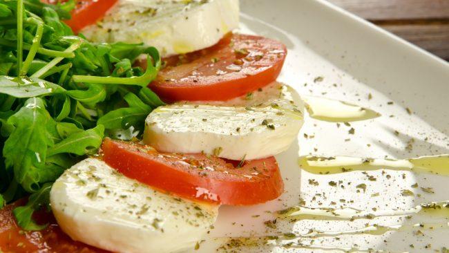 Most representative ingredients of the Mediterranean diet