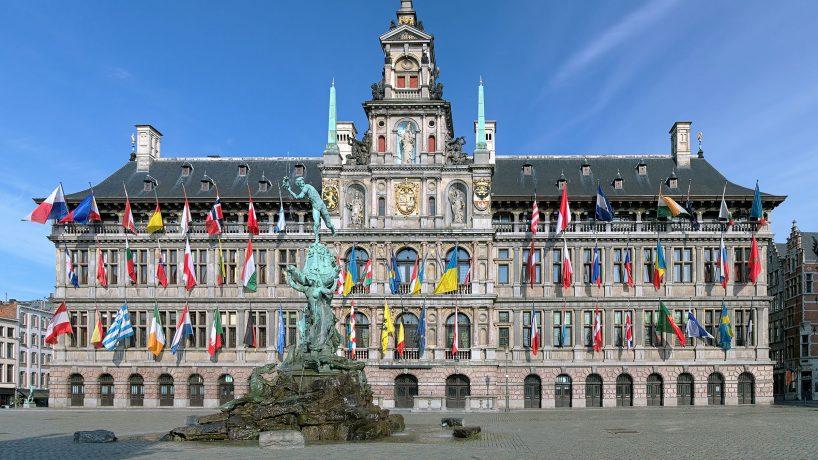 What language is spoken in Belgium