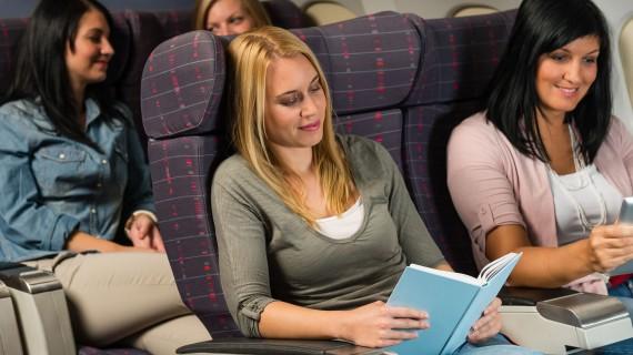 Confort dans l'avion
