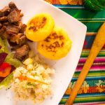 Typical food of Ecuador