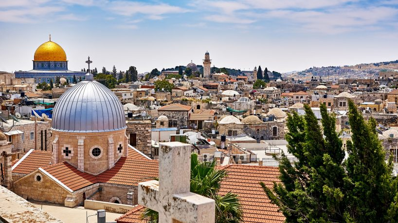 Tips documentation and requirements to travel to Israel