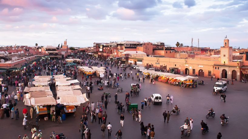 Travel to Morocco security in the country current situation and