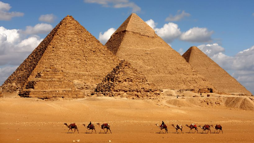 Egyptian architecture features and main examples