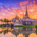 Documents recommendations and requirements to travel to Thailand