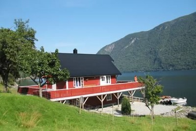 Cabine Norvège