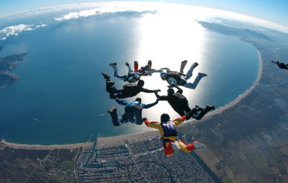 Skydive in Empuriabrava