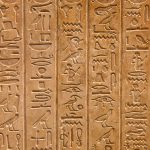 Egyptian writing and hieroglyphs meaning and characteristics