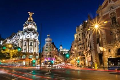 Activities in Madrid