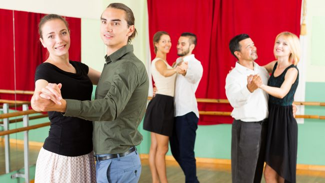 Typical dances in Germany
