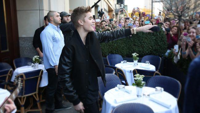Justin Bieber: a star of Canadian origin