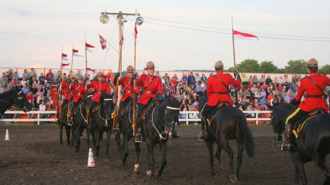 The Canadian Mounted Police: a national reference