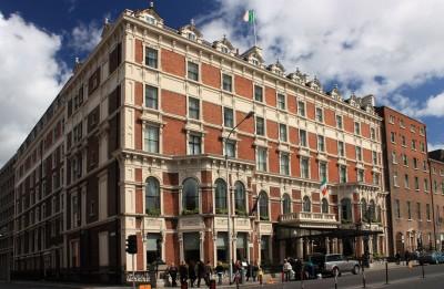 Hôtel de luxe en Irlande