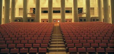 Casa Colón theater-cinema
