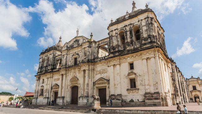 Cathédrale de Leon, Nicaragua