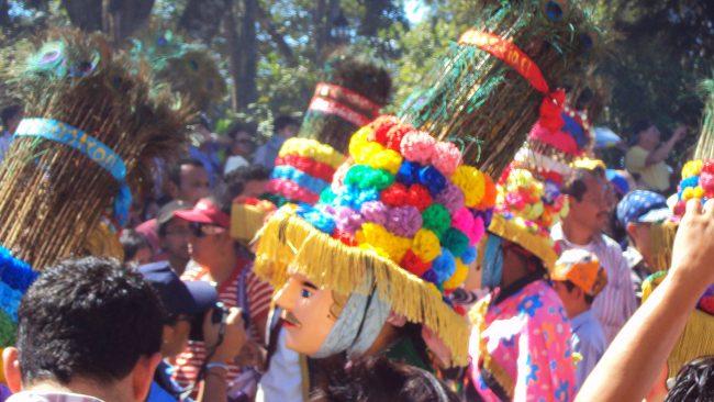 El Güegüense, une comédie typique de Carazo, au Nicaragua