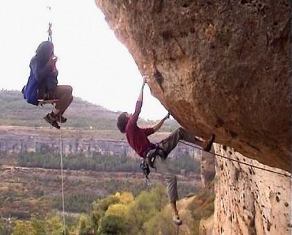 Escalade à Cuenca