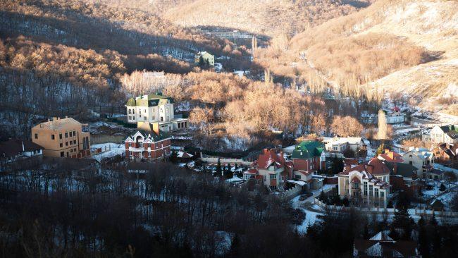 Saratov, population du côté accidentel de la Volga, Russie