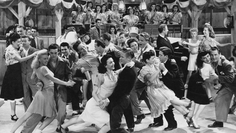 Typical dances of the United States