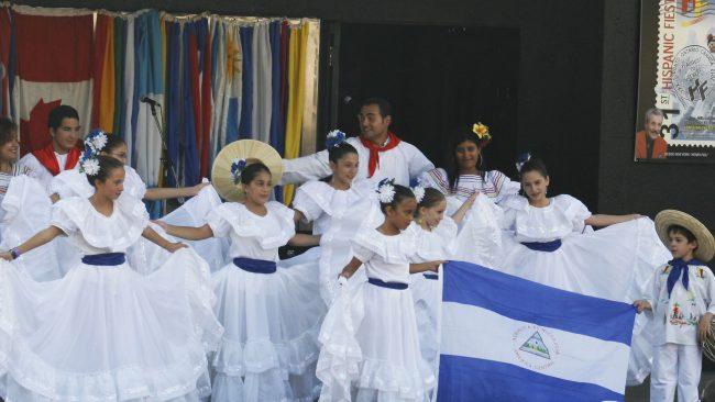 El Salvador typical costume
