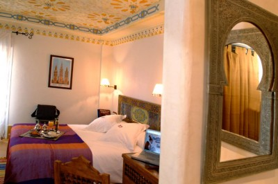 Accommodation in Seville